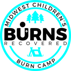 Logo of Midwest Children's Burn Camp